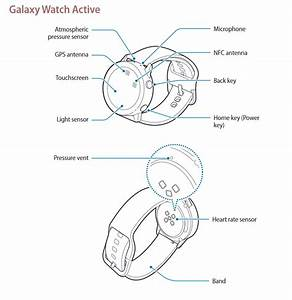 Galaxy Watch Active User Guide  No Speaker On