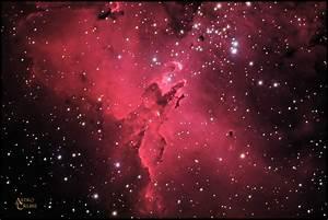 M16 - Eagle Nebula - Serpens