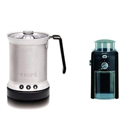 It's got a nasty easily broken plastic lid for the collector box and if this is not put on correctly a switch stops you from proceeding. Krups Expert GVX231 Burr Coffee Grinder   Burr coffee grinder, Filter coffee machine, Manual ...