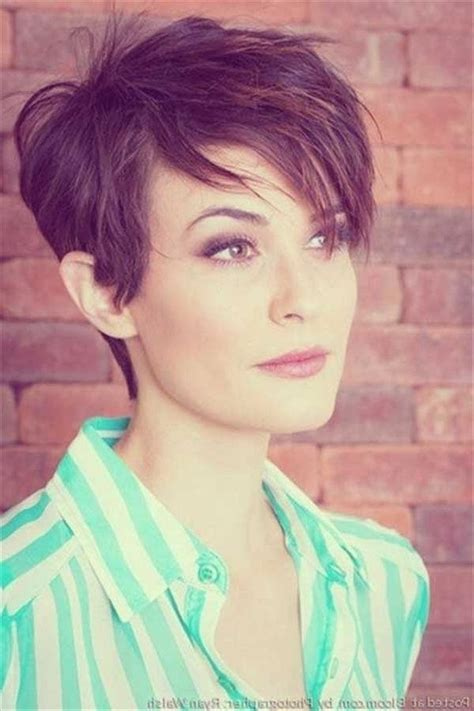 20 Best Collection of Long Pixie Haircuts For Thin Hair