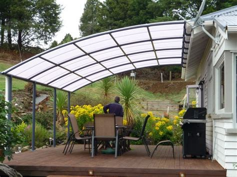 Shade Sails, Verandah Curtains And Other Outdoor Canvas