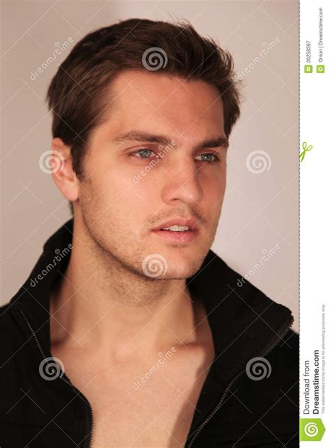 handsome caucasian male royalty  stock photography