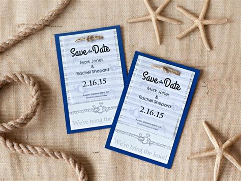 Wedding Save-the-date And Engagement Announcement Ideas