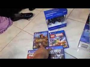 Game Stops Epic PS4: Bundle Pack Unboxing - Call Of Duty ...