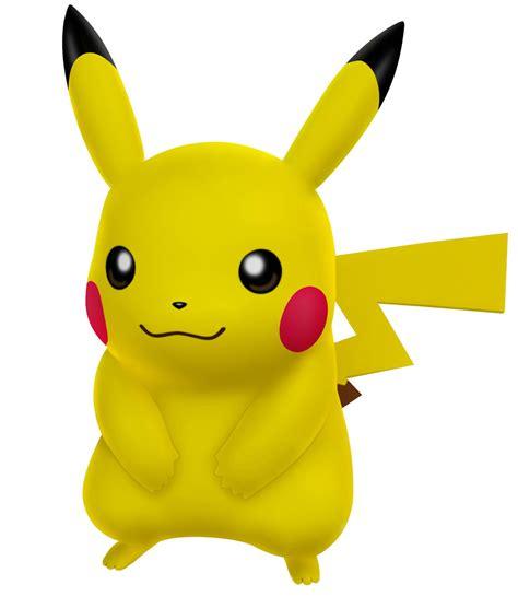 Pikachu Characters And Art Poképark 2 Wonders Beyond