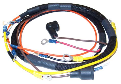 Ford 9n Wiring Harnes by Abc078 Wiring Harness Harness Only Ford N
