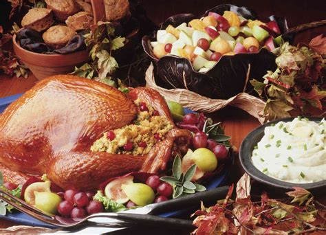 thanksgiving turkey dinner table northern michigan restaurants serving thanksgiving dinner