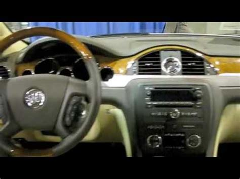 2010 Buick Enclave In Depth Interior and Exterior Overview