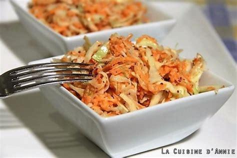 ustensiles de cuisine japonaise recette salade de chou blanc et de carottes coleslaw la