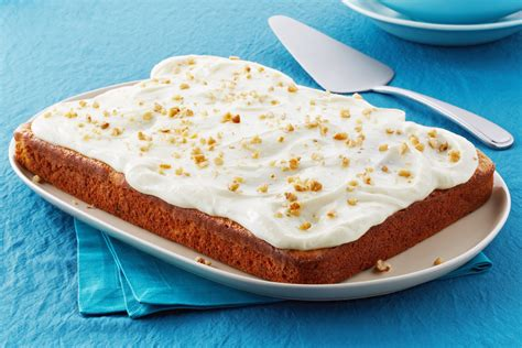 Easy carrot snack recipe for kids. Easy Carrot Cake Recipe - My Food and Family