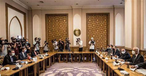 Mesir dan Turki mengadakan pembicaraan resmi 'terus terang ...