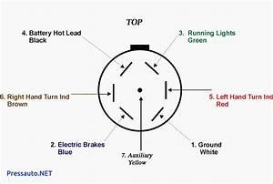 6 Way Flat Plug Wiring