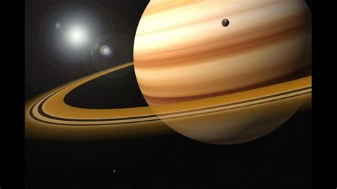 Incredible Picture Saturn From Earth The Weather Channel