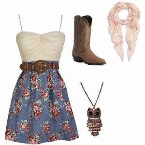 cute summer outfit - Polyvore | Fashion and beauty | Pinterest