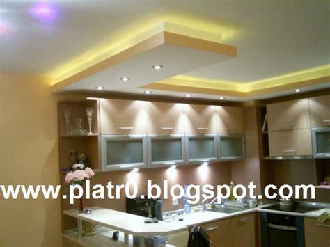 decor platre pour cuisine décoration cuisine en platre