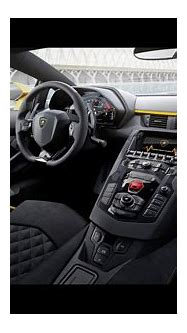 2017 Lamborghini Aventador S - Interior - 1 - 2560x1600 ...