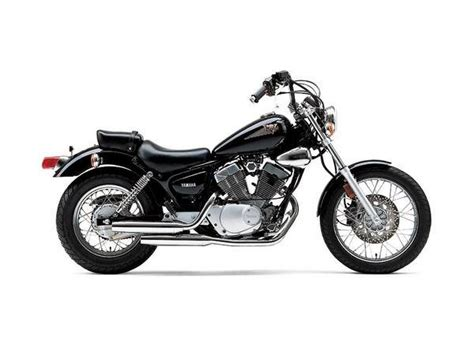 2006 yamaha virago 250 review top speed