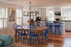 Diy Beach Chair Dining Room Beach Style With Windsor Chair