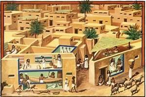 Casas egipcias Viaje al antiguo Egipto Sco