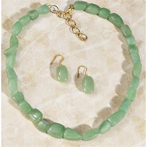 Genuine Jade Jewelry Set  127839, Jewelry At Sportsman's. Thin Gold Wedding Band. Onyx Stud Earrings. Circle Pendant. Forever Engagement Rings. Womens Ankle Chains. Half Eternity Wedding Band. White Brooch14 Gold Chains. Grandma Bracelet