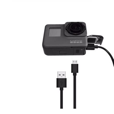 usb charging cable  gopro hero