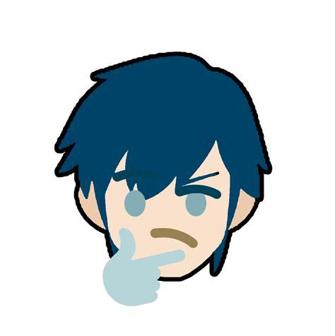thinking emoji discord emoji