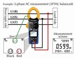 Ac Clamp Power Meter Cm3286