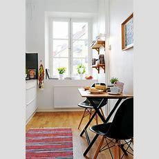 Small Eat In Kitchen  Ny Apt  Pinterest