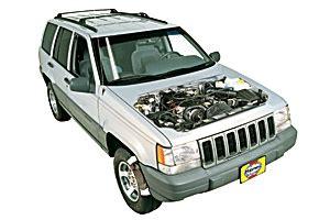 car engine manuals 1993 jeep grand cherokee regenerative braking jeep grand cherokee 1993 2004 4 7 v8 fluid level checks haynes publishing