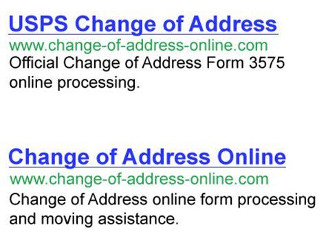change of address form sle change of address us post office usps change of address