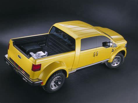 future ford trucks 2002 concept ford mighty f 350 tonka truck