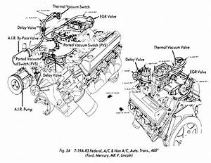 4 Best Images Of Chevy 350 Vacuum Lines Diagram