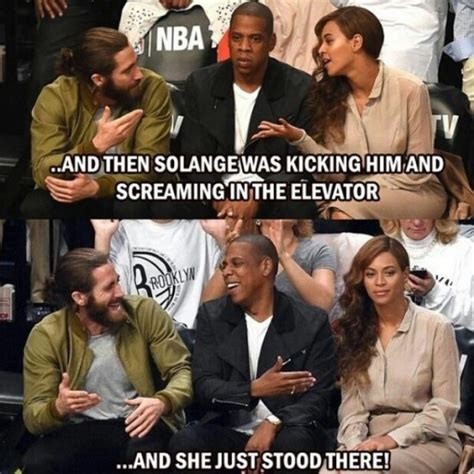 Jay Z Beyonce Meme - solange knowles lift attack on jay z ignites flood of hilarious memes mirror online