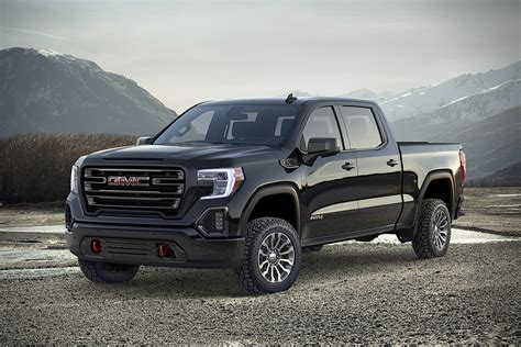 2019 Gmc Truck by 2019 Gmc At4 Truck Hiconsumption