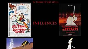 Inspirations/Influences on The Art of Samurai Jack by ...