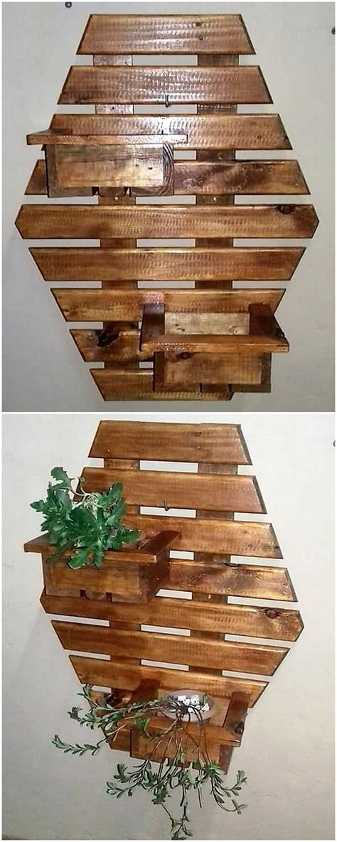 great ideas  reusing  recycling wood pallets wood