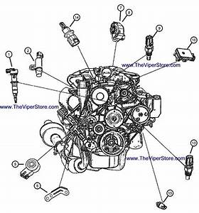 Dodge Viper Engine Diagram