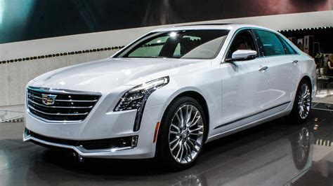2016 Cadillac Ct6 Price Specs Release Date Engine