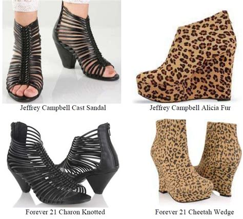 shoe designer jeffrey campbell sues    copying