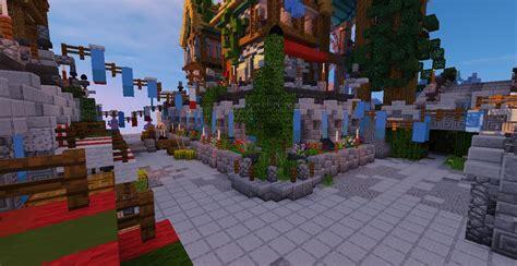 minecraft  hezron spawn lobby minecraft