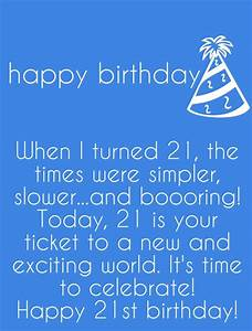 21st Birthday Quotes For Friends. QuotesGram