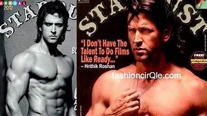 Hrithik Roshan shows of his Krrish 3 physique - YouTube
