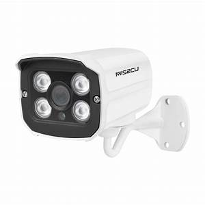 Cctv Security Cameras  Excellent Gift Misecu H 264 Ip