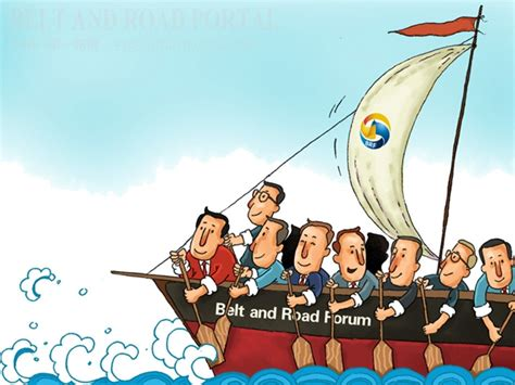 Same Boat by Sail In The Same Boat Belt And Road Portal