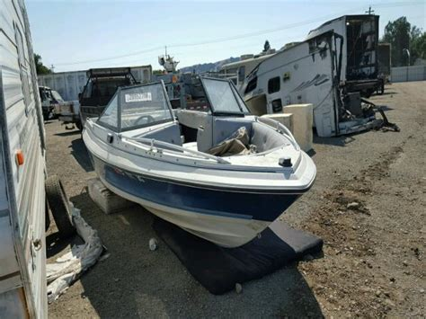 Boat Repair In San Jose by Auto Auction Ended On Vin Sb295753j586 1986 Sunb Marine
