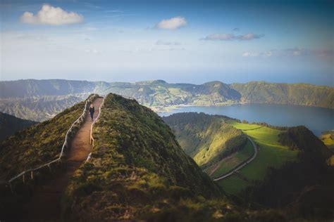 portugal azores archipelago hd wallpaper background