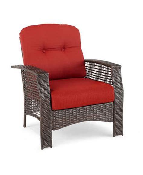 hometrends tuscany wicker lounge chair walmart ca