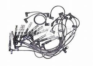1 Set Ignition Spark Plug Wire For Mercedes 600sec 600sel 600sl Sl600 Zef634 1992 1995