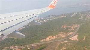 Linda Decolagem Do Avi U00e3o Da Gol Boeing 737-800 No