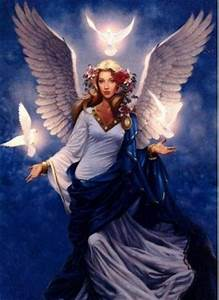 Introducing Archangel Haniel | angelgreetings